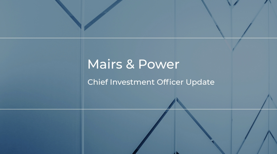 CIO Update for the Mairs & Power Funds