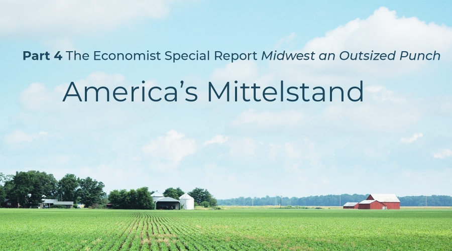 The Economist: America's Mittelstand (Part 4 of 7)