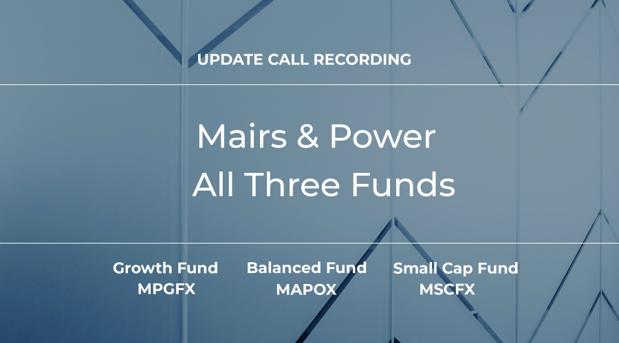 Q1 2020 Funds Update Call Recording
